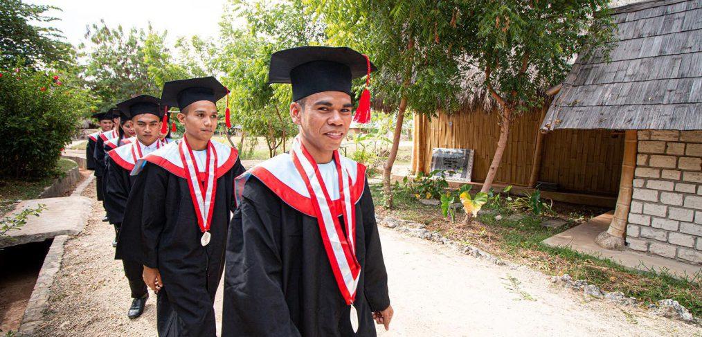 Graduation in SHF!
